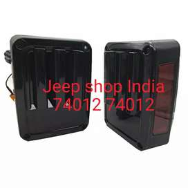 Led tail light suitable for 540/550/thar jeeps