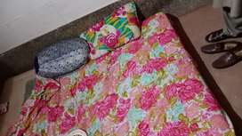 Spring foam mattress for sale Discount price size 72x72 inch
