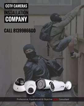CCTV cameras System