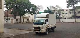 Tata ace mega XL mini truck on rent