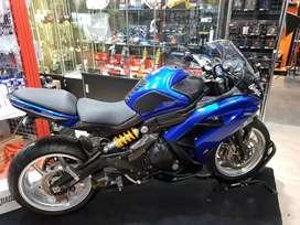 Kawasaki ER - 6F / ninja 650 full modif premium