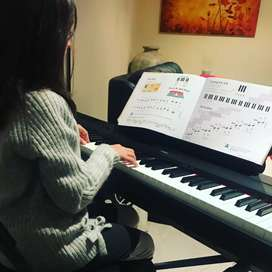 Music classes at home