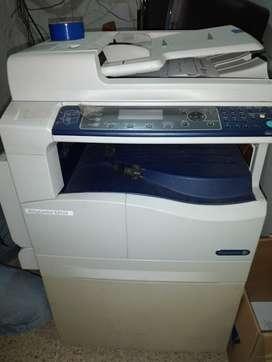 Sewa Mesin Fotocopy Fuji Xerox DocuCentre S2420 scan color Multifungsi