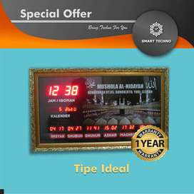 Best Price Jam Digital Masjid Tipe Ideal Terlaris _abs_