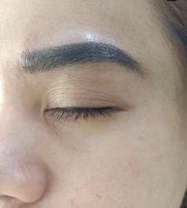 sulam alis 599 ribu free eyelash