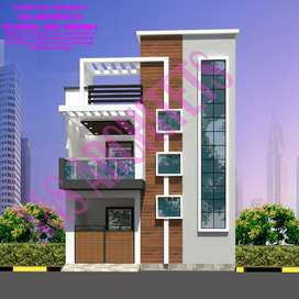Best row house in the city of lucknow