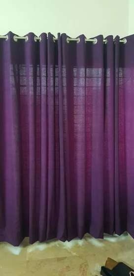 High quality fancy cotton curtains