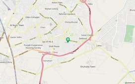 In DHA Defence Residential Plot Sized 10 Marla For Sale