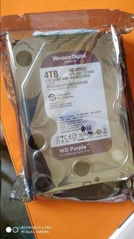 Surveillance hard disk