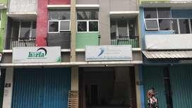 Disewakan Ruko Vila Dago Pamulang Jalan Boulevard