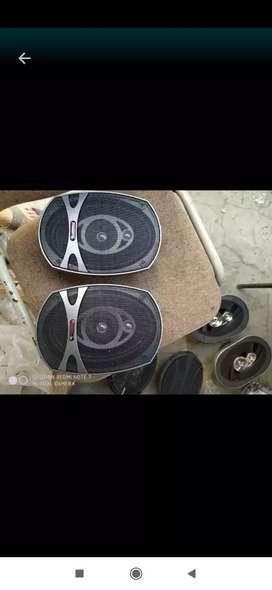 Speaker oval Boston ( promo )