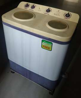 Washing machine Semi automatic Videocon 6 kg
