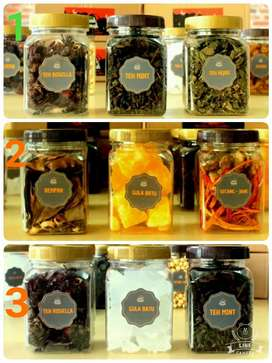 Paket Hampers Tea Parsel Tea Jahe Secang Rempah