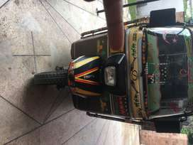 Rickshaw sazgar new condition