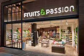 400 SQFT FRUITS SHOP AVAILABLE FOR RENT MAIN SUSA ROAD