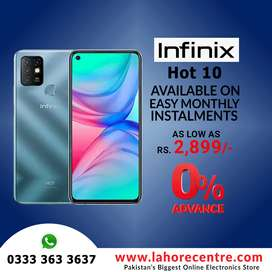 Infinix Hot 10 Best Offer in Lahore