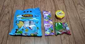 Inaco paket ultah / paket ulang tahun 10rb