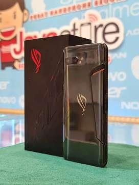 Rog phone 2 8/128 fisik 97% original semua