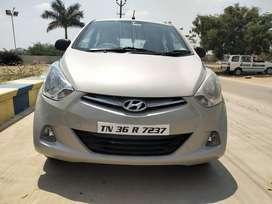 Hyundai EON 1.0 Kappa Magna + (O), 2012, LPG