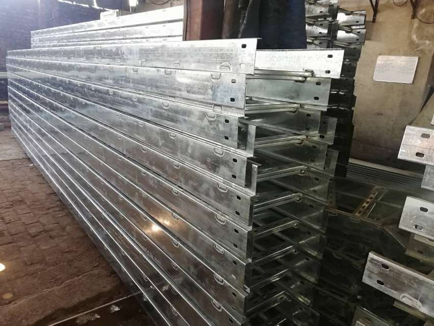 Cable Tray Ladder Perforated SS Mesh unistrut channel complete solutio 0