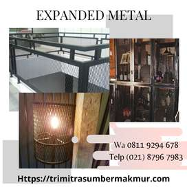 expanded metal interior SNI