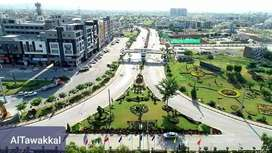 A good location plot for sale in B17 Islamabad