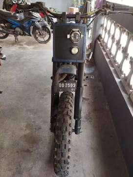 Honda Tiger gl 200 (Custom Scrambler)