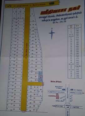 Rasa palayam 4 way junction