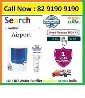 "Kolhapur Airport RO Dolphin Water Purifier Water Filter   Click ""Follo"
