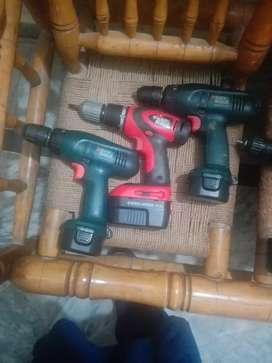 Cordless drill ( Imported )