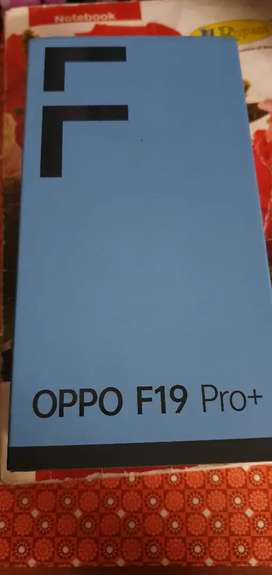 OPPO F19 Pro+ in flawless condition with box headfones charger and bil