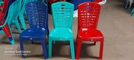 Kursi makan plastik