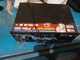 Amplifier FM