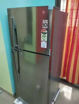 LG fridge double door voltas ac 1.5 ton only 1 month old