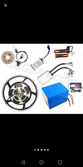 Hub MOTOR for electric bike eBike electric scooter Dc brushless Motor