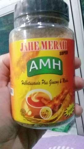 JAHE MERAH SUPER AMH