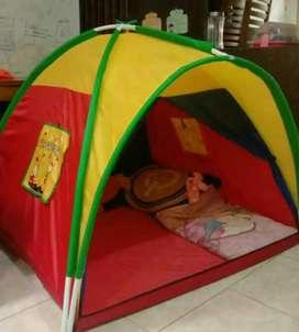 tenda sayang anak berkarakter bisa antr atau cod