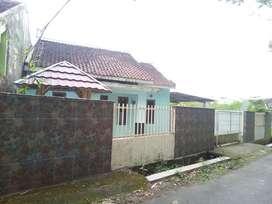 Dikontrakan rumah asri nyaman dekat RSUD Sleman