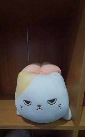 Boneka miniso original kucing
