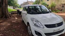 Maruti Suzuki Swift Dzire 2014 Diesel 103000 Km Driven