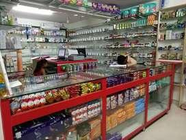 Need a Medicine store counter salesman