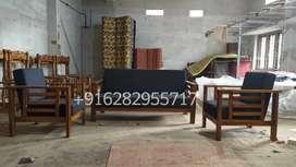 Sofa 3+1+1 Factory sales