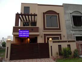 5 Marla Like A New CC Block with Gas For Rent in Bahria Town Lahor