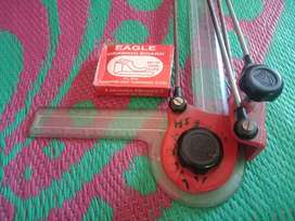 Mini Drafter For Engineering Drawing