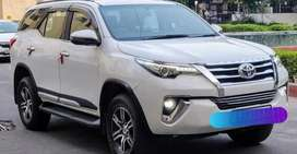 Get Toyota Fortuner on Easy Monthly installment