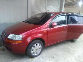 dijual mobil aveo tahun 2005