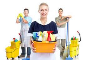 House maid chahiye full time 24 hrs