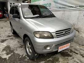 Daihatsu Taruna CX 1.6 MT 2001 Silver Siap pakai & Istimewa TT BU BT