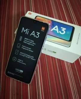 Mi A3 6Gb/128Gb(Exchange with iPhone 7plus)