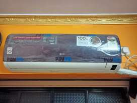 Lg 1.5ton Copper Ac In New Condition With One Time Free Gas & Warranty